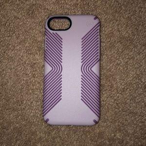 💜iphone 8 speck case 💜